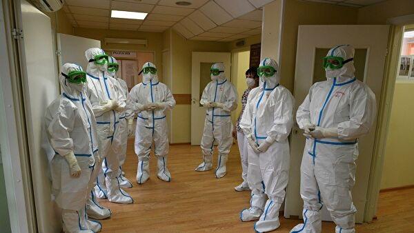 Государство готовится привлечь к лечению больных с COVID-19 студентов, ординаторов, научных работников и резервистов